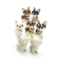 chihuahua ornament princess decor