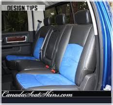 Upholstery Car Seat 2009 2017 Dodge Ram Custom Leather Upholstery