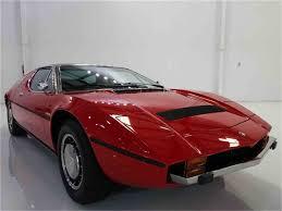 maserati bora 1974 maserati bora for sale classiccars com cc 874127