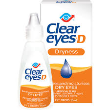 Clear Eyes Cooling Comfort Eye Medicines Health Life Pharmacy New Zealand
