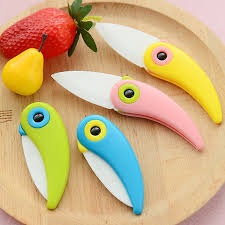 ceramic kitchen knives new arrival bird ceramic knife folding kitchen knives for cutting