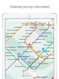 Singapore Botanic Gardens Mrt by Singapore Metro Mrt Map And Route Planner On The App Store
