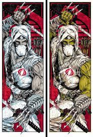 Asia Khan Bad Orb The Blot Says Cobra Commander U0026 Storm Shadow G I Joe Screen