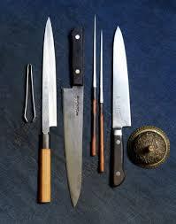 ustensiles de cuisine japonaise objets ustensiles de cuisine japonais couteaux couverts japon