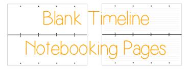 timeline templates biography timeline template printable blank timeline template