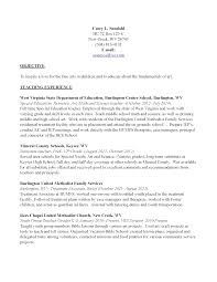 Objective For Teacher Resume Art And Craft Teacher Resume Free Resume Example And Writing