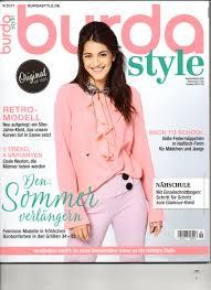 buy burda style uk magazine subscription sewing mag