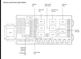 excursion fuse box ford excursion fuse panel diagram image where
