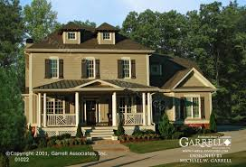 southern style homes garrell associates inc mapleton ii house plan 01022 front