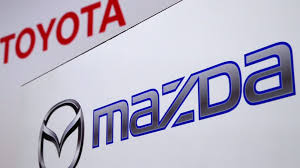 mazda brand toyota and mazda join forces to build u s plant