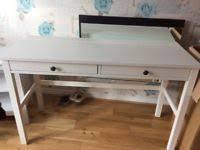 Hemnes Desk With Add On Unit Hemnes Desk Stuff For Sale Gumtree