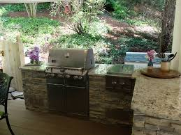 weber kettle grill mounted in outdoor kitchen google search