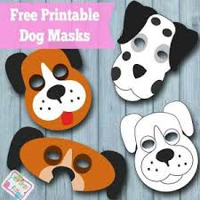 100 free printable masks kids itsy bitsy fun