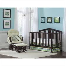 Baby Crib With Mattress Included Bedding Cribs Deere Farm Window Treatments Neutral Oval