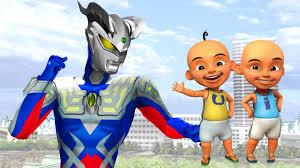 download film ipin dan upin terbaru bag 2 upin ipin shiva antv ultraman zero vs ultraman legend super animasi