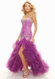 super cute high low prom dress