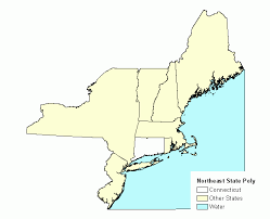 northeast united states map with states and capitals northeastern us maps region northeast info pics maps more dude