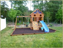 home design easy yet fun backyard playground ideas lamidge
