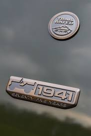 jeep wrangler logo decal jeep rolls out 75th anniversary editions