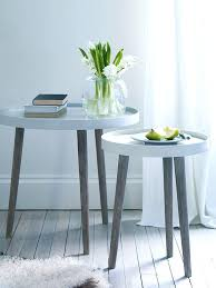 Small Side Desk Small Side Table White With Best 25 Within Plans 17