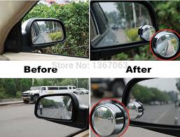 Blind Spot Mirror Reviews 10 Pairs Lot Car Rearview Wide Angle Mirror Convex Blind Spot