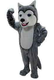 Wolf Costume Buy Grey Husky Mascot Dog Or Wolf Costume Mask Us T0079 From