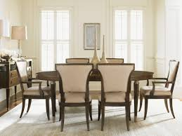 furniture drake oval dining table with back dining chair also