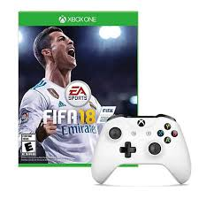 xbox one controller seahawks xbox one white wireless controller with fifa 18 game 8565126 hsn