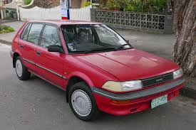toyota hatchback file 1990 toyota corolla ae92 cs limited 5 door hatchback 2015