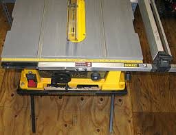 the dewalt dw744x table saw u2013 steadman u0027s ace hardware