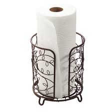 amazon com interdesign twigz paper towel holder for kitchen