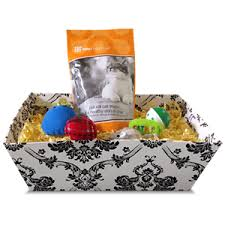 healthy food gift baskets tasty treats and toys cat gift basket healthy food for pets