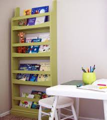 ana white front facing bookcase diy projects