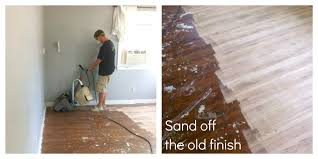 Restoring Hardwood Floors Without Sanding How To Remove Carpet And Refinish Wood Floors Part 1 Classy Clutter