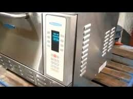 Turbochef Toaster Oven Bid On Equipment Listing 145778 Turbochef Ngc Tornado Rapid