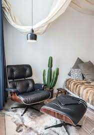 Eames Lounge Chair In Room Fvf Showpiece Apartment In Berlin For Gen Next By Vitra