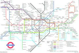 underground map travel map of underground
