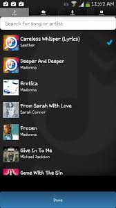 apps for android offline lyrics apps for android