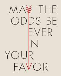 May The Odds Be Ever In Your Favor Meme - truth cressida effie trinket may the odds be ever in your favor a