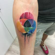 tattoo pictures color chromatic circle tattoo best tattoo ideas gallery