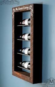 shop makarios rustic wine rack reclaimed wood wine rack wine rack