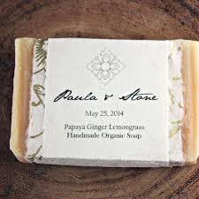 soap favors organic soap favors 2 oz unearth malee