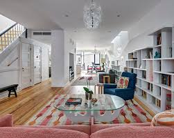 20 By 50 Home Design House For Booklovers And Cats Barker Freeman