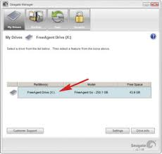 How To Open Seagate Freeagent Desk Seagate Maxtor Manager Stops Detecting The Drive