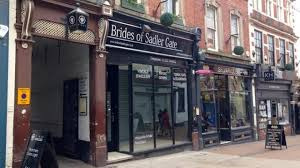 Wedding Dresses Derby Derby Brides To Be Left Without Wedding Dresses After Firm Shuts