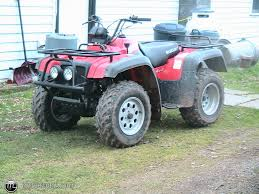 review of suzuki quadrunner f 500 2000 pictures live photos