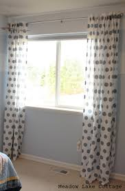 ikea curtains polka dots decorate the house with beautiful curtains