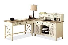 Real Wood Corner Desk Wood Desk With Hutch White Wood Corner Desk With Hutch Deluxe
