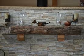 natural stone rock wall dimplex fireplaces living room set up