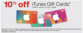 best deals on gift cards itunes card deals on save 10 itunes gift cards